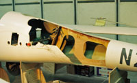 Composite sailplane repair by Mansberger Aircraft